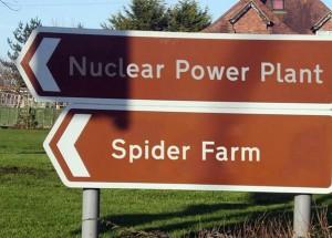 Nuke Spiders