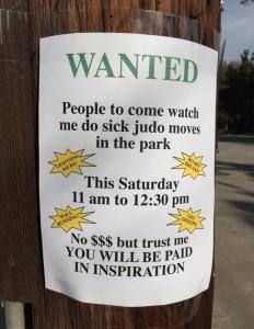 Sick Judo