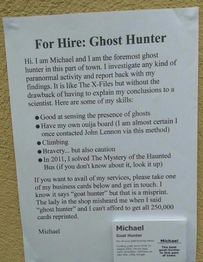 Goat Hunter