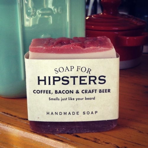 SoapForHipsters