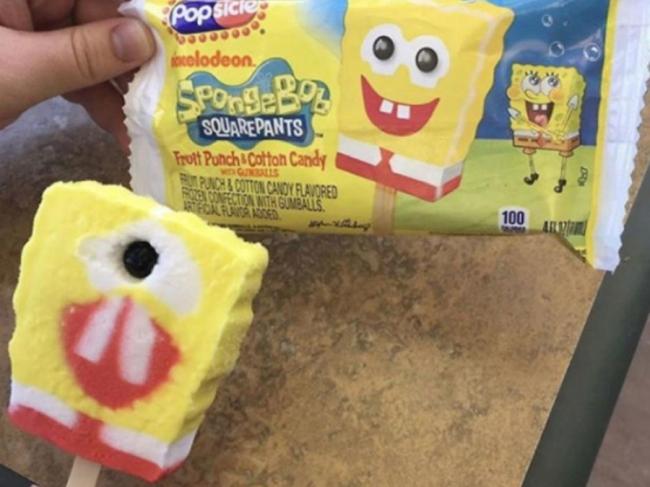 Sponge Bob Cyclops